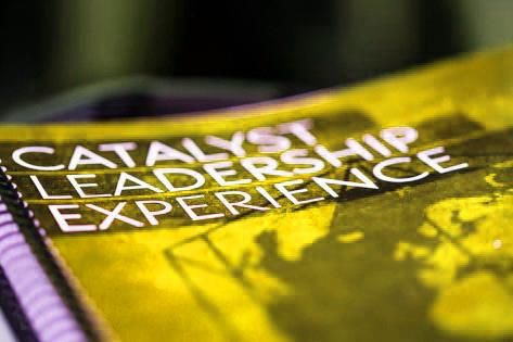 Catalyst Mission Trip Training Yellow