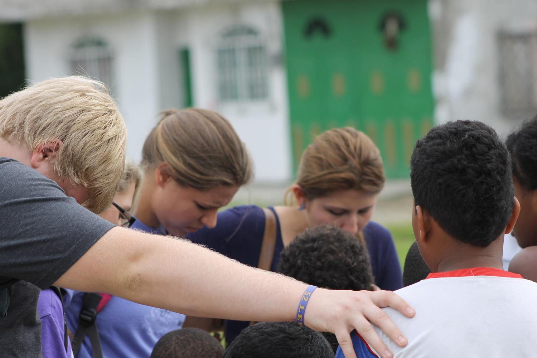 Ecuador Mission Trip 2013